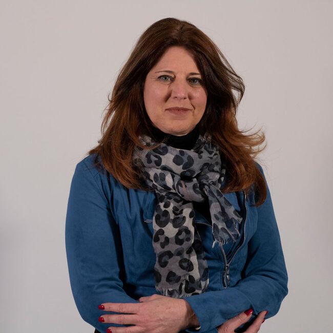 57. Sheila Genazzi Benzoni